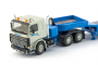 IMC / Tekno Breuer Scania R143 6x4 with Goldhofer 4 axle semi low loader